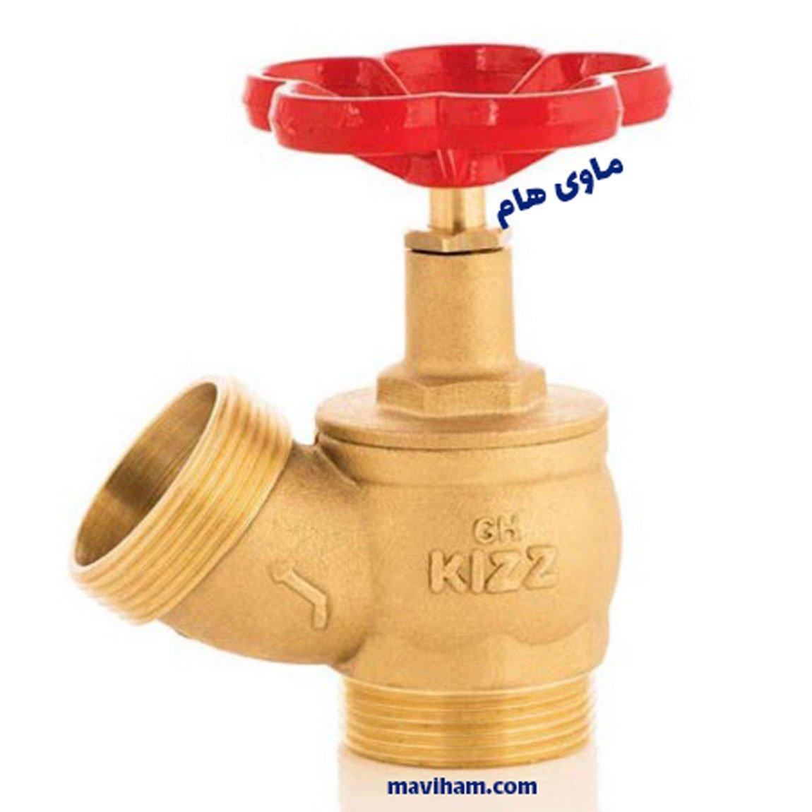 شیرآلات ساختمانی کیز ایران