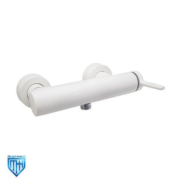 شیر آفتابه یا توالت آوا سفید کی دبلیو سی (KWC)